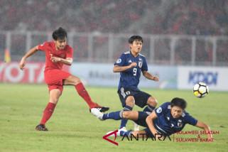 Jepang lawan Saudi Arabia di semi final Piala AFC U-19