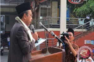 Warga Muhammadiyah Sulut Sholat Ied Di 42 Lokasi