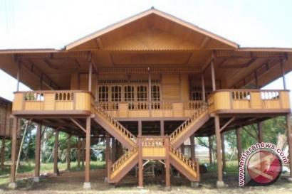 Rumah Panggung Protipe Rumah Tahan Gempa