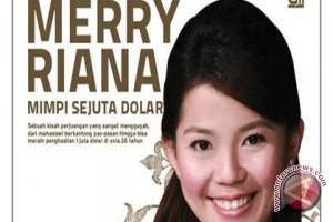 """Mimpi Sejuta Dollar"" Merry tembus 40.000 eksemplar"