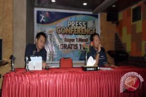 XL luncurkan tarif gratis satu jam di Manado