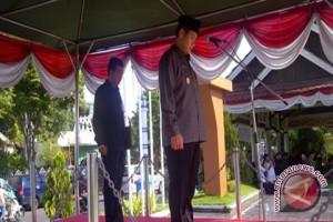Wawali Manado pimpin upacara Hari Otoda
