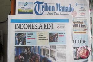 """Koran """"Indonesia Kini"""" hadir gratis di Sangihe"""