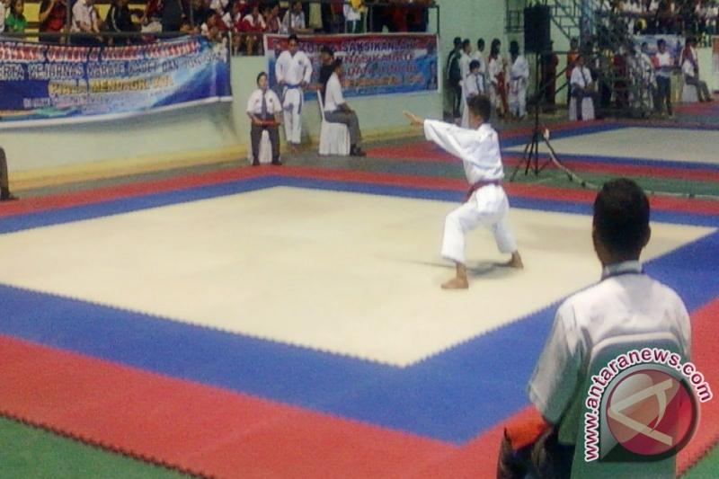 Manado tuan rumah Pekan Olahraga Korpri Nasional