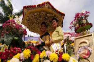 Four Countries To Participate In Tomohon Intl Flower Festival