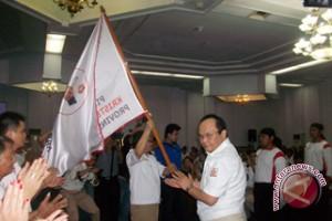 Pengurus cabang KIRA Sulut dilantik