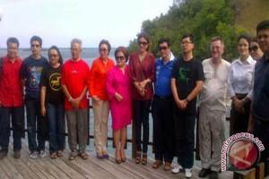 Peserta ASEF akhiri kegiatan di batunona resort
