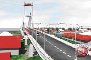 Jembatan Soekarno di Manado diuji kualitas
