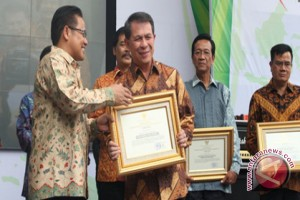 Sulut gondol Indonesia Millenium  Awards 2012