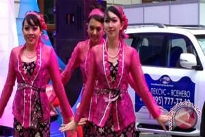 Sulut ikuti Golden Dolphin Moscow International Festival