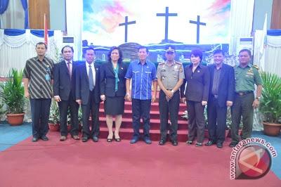 KPU  Manado lantik 261 anggota PPS