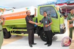 BNI Manado bantu mobil tanki air antisipasi kemarau