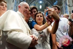 Kisah hidup Paus Fransiskus akan difilmkan