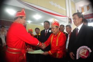 DPRD Minut Paripurna HUT Kabupaten