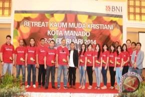 Bapekkris BNI Manado gelar retreat
