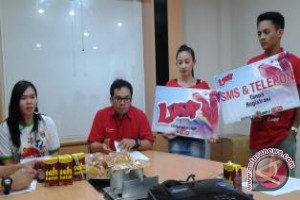 Telkomsel Launching Brand LOOP Segmen Youth di Manado