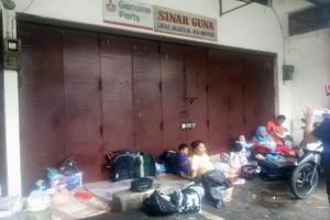 Ribuan Warga Manado Mengungsi Akibat Banjir