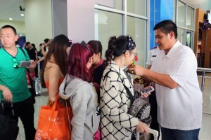 165 Wisatawan Tiongkok berkunjung langsung ke Manado