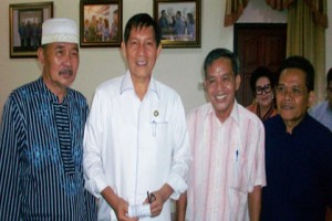 Walikota Manado ajak masyarakat jaga keamanan