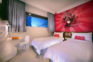 Tingkat Hunian Kamar Hotel Bintang Manado Naik