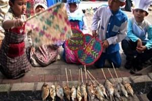 Lomba cipta menu serba ikan di hari Kartini di Sitaro