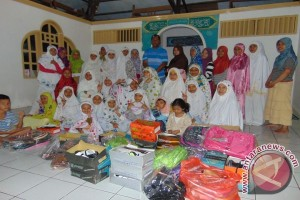 Yayasan kasih Muslim US dorong anak yatim Manado mandiri