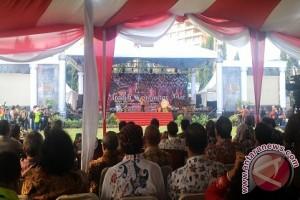 Mendikbud buka pekan budaya Indonesia 2015 di Semarang