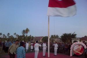 Insiden upacara penurunan bendera di Kabupaten Minahasa Tenggara