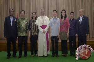 Atma Jaya selenggarakan seminar tentang pendidikan tinggi katolik