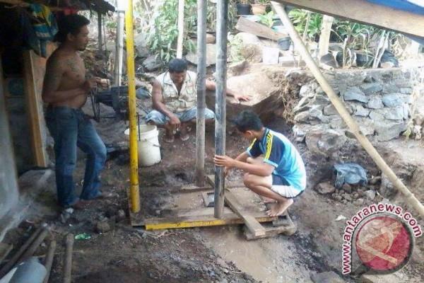 Manado krisis air Mangindaan-Asiku bantu sumur bor