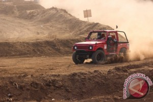 Berikut hasil kejuaraan offroad di Kabupaten Minahasa Tenggara