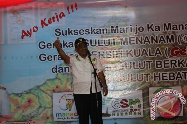 gubernur sumarsono ajak masyarakat giatkan program menanam