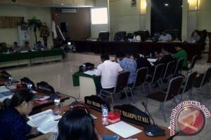 Banggar DPRD-TAPD  Manado Bahas KUA-PPAS RAPBD 2016
