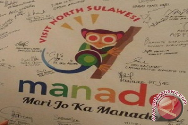 pos manado dukung program quotmarijo ka manadoquot antara news