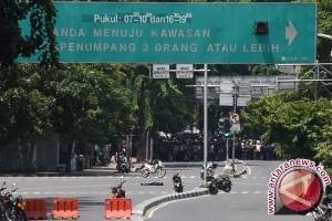 Tiga orang diduga tewas di lokasi ledakan Thamrin Jakarta