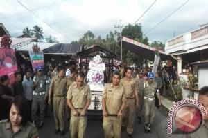 Bupati: almarhum Aswin Rogahang sosok luar biasa