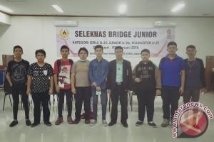 Tiga pasangan pebridge Sulut lolos final Seleknas