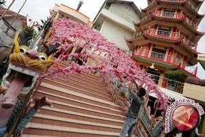 Ribuan wisatawan Tiongkok berlibur Imlek di Bali