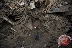 Gempa Taiwan, gedung 17 lantai runtuh