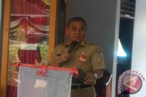Bupati Minahasa resmikan sekolah korban banjir bandang