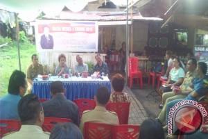 Ketua DPRD Manado Reses di Winangun