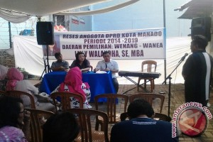 "Reses Legislator Lily Walandha ""banjir"" keluhan bencana"