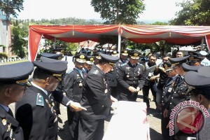 Kepala Lapas tandatangani pakta integritas melawan Narkoba