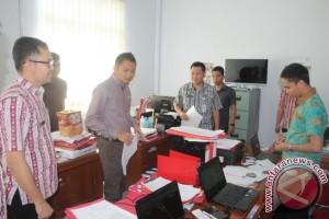 Wabup Periksa Laporan Keuangan Aset SKPD