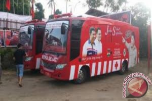 Pemprov Sulut pamerkan RS Keliling Minahasa Tenggara
