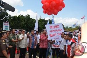 Gubernur Sulut Berharap Kemitraan Tripartit Berjalan Harmonis