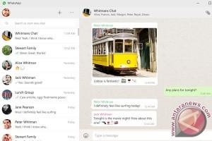 WhatsApp luncurkan aplikasi Mac-Windows