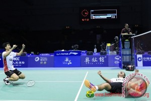 Bulu tangkis - Tim Thomas Indonesia ke final