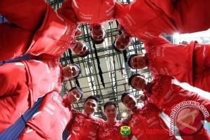 Bulu tangkis - Indonesia ketemu Denmark di final Thomas Cup