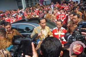 Jokowi berbagi kiat tangguh memulai usaha